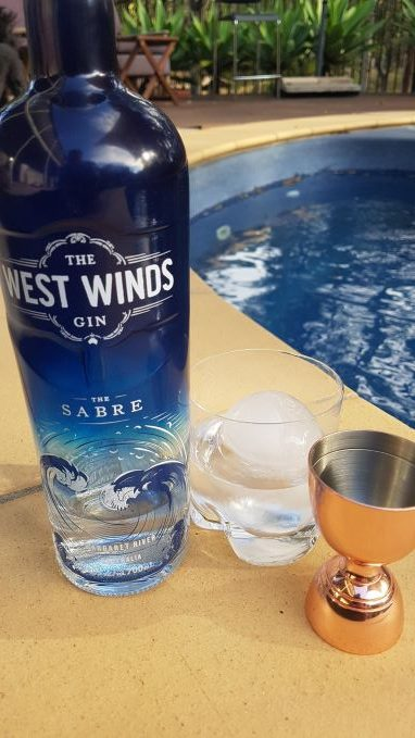 The West Winds Gin – The Sabre